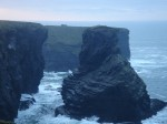Cliffs at Kilkee